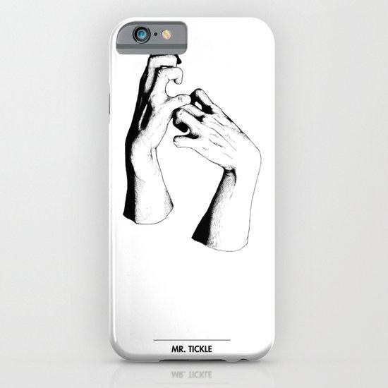 Mr. Tickle iPhone & iPod Case