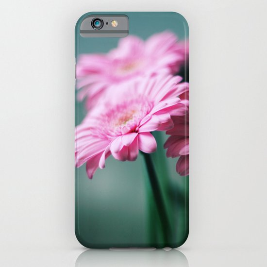 Pink Gerbera Dream°2 iPhone & iPod Case