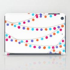 Circle Bunting iPad Case