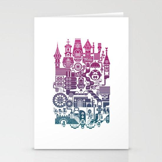 Castle Mama Stationery Card