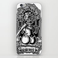 Beholder iPhone & iPod Skin