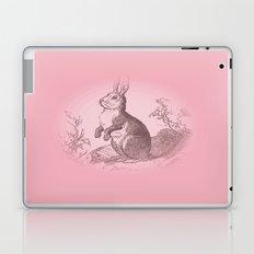 Bunny Rabbit {soft pink} Laptop & iPad Skin