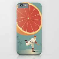 iPhone & iPod Case featuring Grapefruit League by John W. Tomac