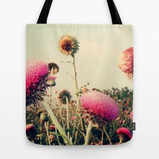Flower World! Tote Bag