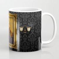 Simon Pegg - Replaceface Mug