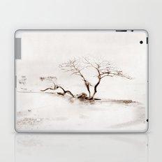 Scots Pine Sepia Laptop & iPad Skin