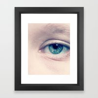 Sight Framed Art Print
