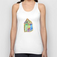 mystery of childhood. Unisex Tank Top