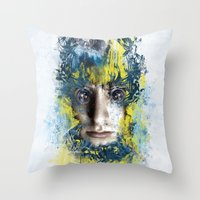 Shutter Throw Pillow