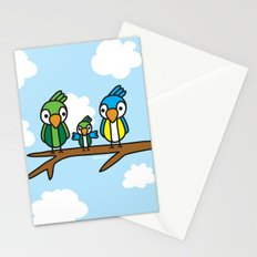 Proud Parrot Stationery Cards