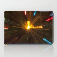 Explosion Of Lights iPad Case