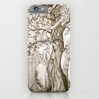 A Weary Wood iPhone 6 Slim Case