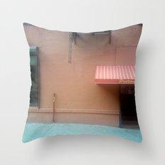 Puttanesc...NYC Throw Pillow