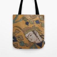 leili and majnoon Tote Bag