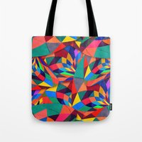 Touch Sensitive Tote Bag