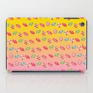 Christmas Candy iPad Case