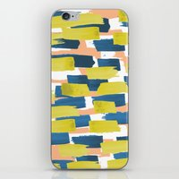 beach stripe iPhone & iPod Skin