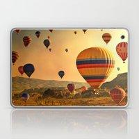 Sunrise In Cappadocia Laptop & iPad Skin