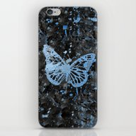 Butterfly 6 iPhone & iPod Skin