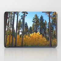 Fall Foliage iPad Case