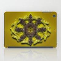 Abstract X Eight iPad Case