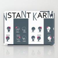 Instant Karma iPad Case