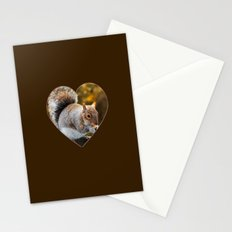 ANIMALS-Squirrel nutkin Stationery Cards
