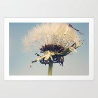 Skyduster Art Print