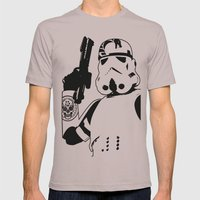 ReServoir TrOopers Mens Fitted Tee Cinder SMALL