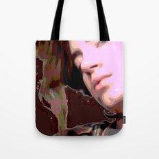 Stylized Geisha Tote Bag