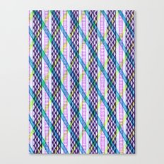 Isometric Harlequin #2 Canvas Print