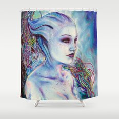 Liara Shower Curtain