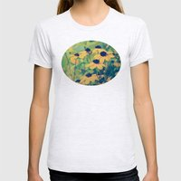 Summer Susans Womens Fitted Tee Ash Grey SMALL