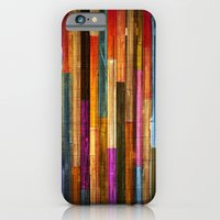 iPhone & iPod Case featuring Wood Texture 640 by Robin Curtiss