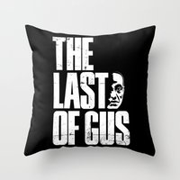 The Last Of Gus Throw Pillow