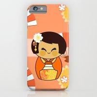 Kokeshi Momo iPhone 6 Slim Case