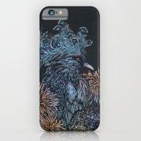 Pigeon lullaby iPhone 6 Slim Case