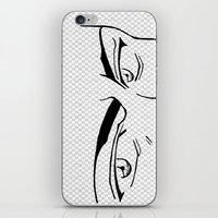 Doubt eyes iPhone & iPod Skin