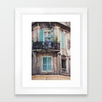 Close Your Eyes And Drea… Framed Art Print