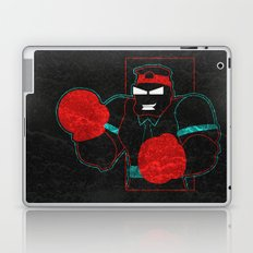 Boxing Gloves Laptop & iPad Skin