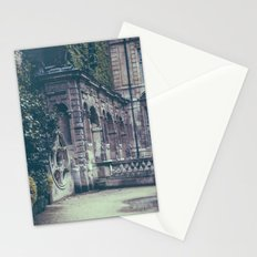 French Garden   Stationery Cards