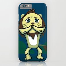 Cowardly Lion iPhone 6 Slim Case
