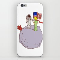 I Was Here First iPhone & iPod Skin