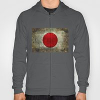 The National Flag Of Jap… Hoody