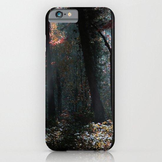 November Sun iPhone & iPod Case