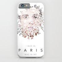Paris & Me iPhone 6 Slim Case