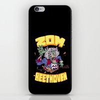 Zombeethoven iPhone & iPod Skin