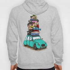 2CV holiday Hoody