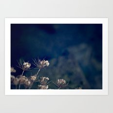 Waltz of the Flowers Art Print