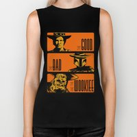 The Good, The Bad And Th… Biker Tank